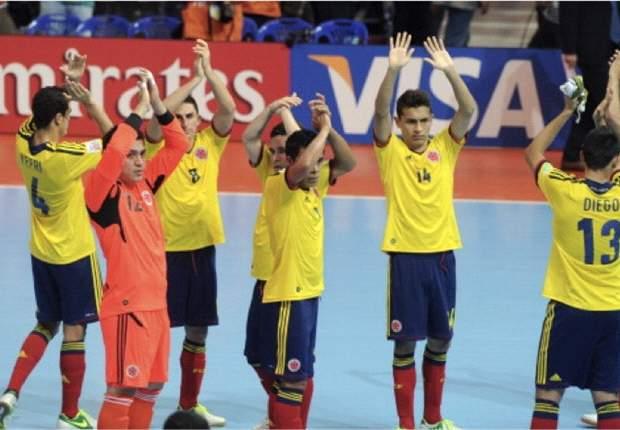 Colombia Futsal terminó cuarto