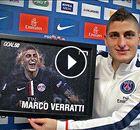 """Vidéo l Silva : """"Verratti peut être comme Pirlo"""""""
