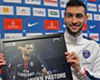 VIDEO: Javier Pastore agradeció su Goal 50