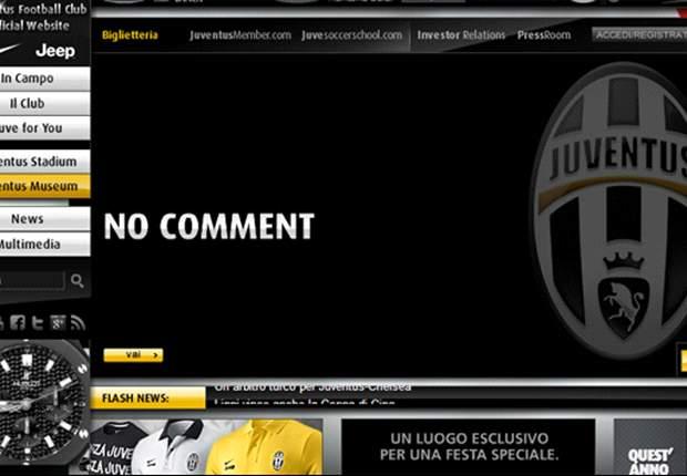 Juventus Balas Komplain Massimo Moratti