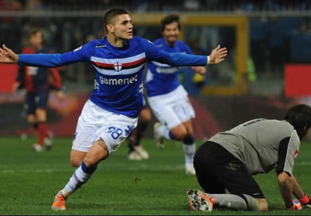 """Ventidue anni dopo, la cartolina genoana col goal di Branco trova 'vendetta': i tifosi della Sampdoria immortalano (e citano) Bovo per gli auguri di Natale: """"Promessa mantenuta. Gol sotto la Nord"""""""