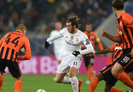 LIVE: Shakhtar 0-3 Real Madrid