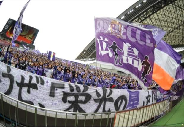 Jumlah Penonton J-League Alami Kenaikan
