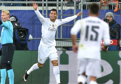 Ronaldo helps Madrid bounce back