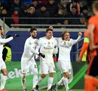 FT: Shakhtar Donetsk 3-4 Real Madrid