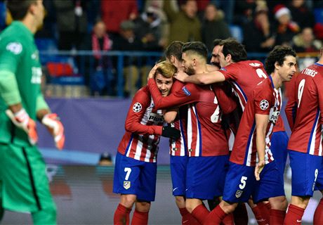 Griezmann double sinks Galatasaray