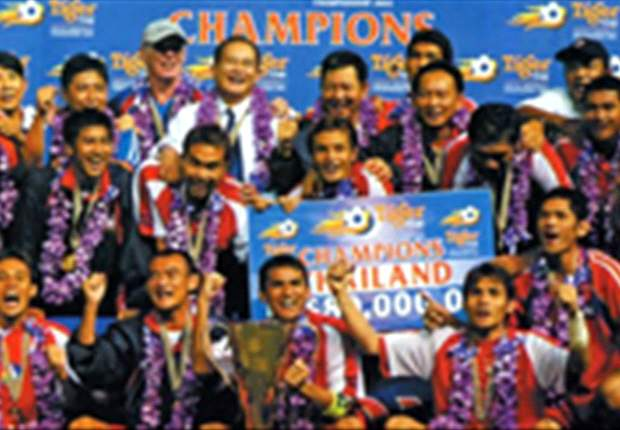 INFO Negara Peserta AFF Suzuki Cup 2012: Thailand