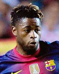 Alex Song Player Profile