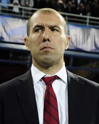 Leonardo Jardim Player Profile