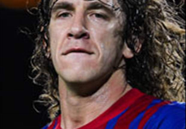 Puyol: Elbow injury the most painful experience I've had