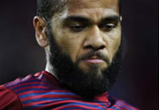 Daniel Alves Senang Barcelona Mampu Tundukkan Real Valladolid