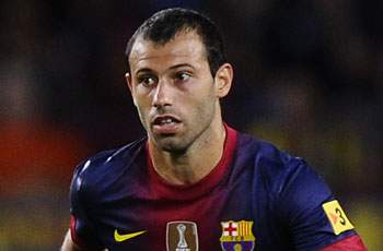 Mascherano: We never imagined Tito would be back so soon