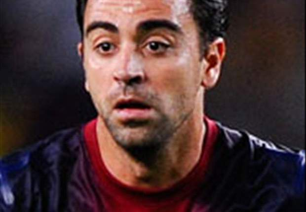 Xavi still a doubt for Milan clash, says Roura