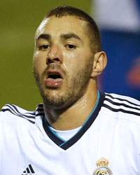 Karim Benzema, France International