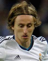 Luka Modric, Croatia International