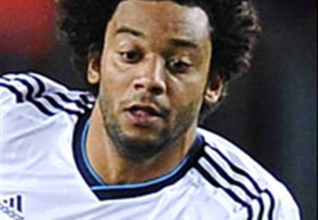 Marcelo Kembali Berlatih