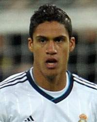 Raphaël Varane Player Profile