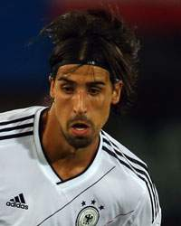 Sami Khedira, Germany International