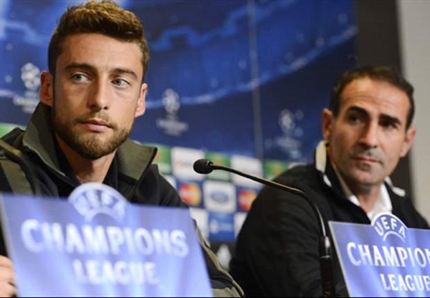 """LdC, Juve - Alessio :""""On a pas peur"""""""