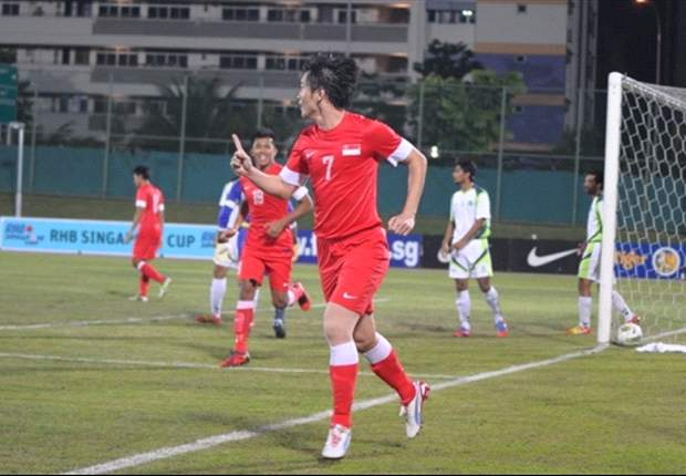 Singapore 4-0 Pakistan: Lions register thumping victory ahead of AFF Suzuki Cup showdown