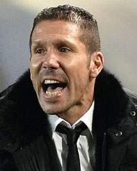 Diego Simeone, Argentina Internacional