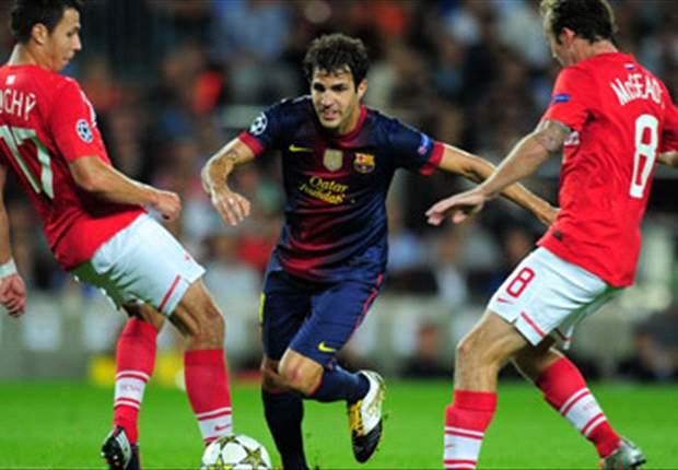 Spartak de Moscú-Barcelona: Sigue en vivo el partido de los culés por la Champions League