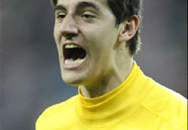 Courtois: I have not spoken to Mourinho about Chelsea