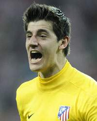 Thibaut Courtois, Belgium International