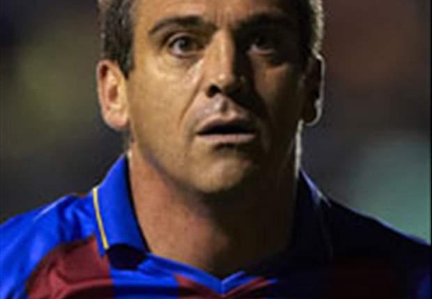 Sergio Ballesteros se pierde su primer partido por lesión con el Levante
