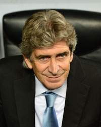 Manuel Pellegrini Player Profile