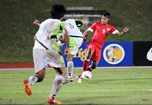 'I would want to make it through to the semi-final' - Singapore midfielder Shahdan Sulaiman on AFF Suzuki Cup