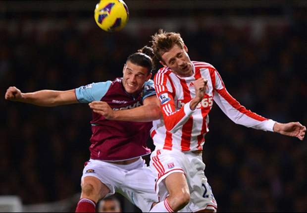 ANG - Stoke accroche West-Ham