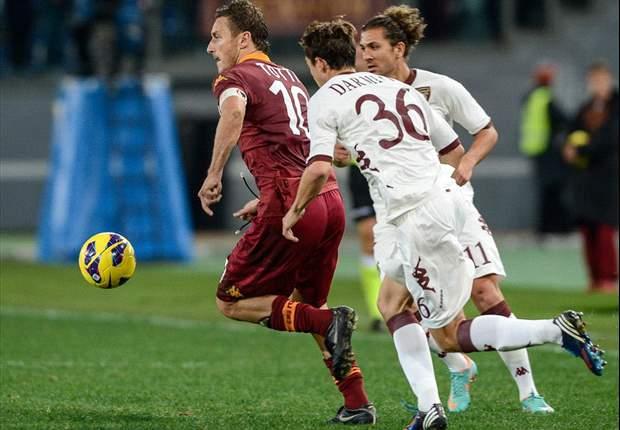 ITA - La Roma prend le Toro par les cornes