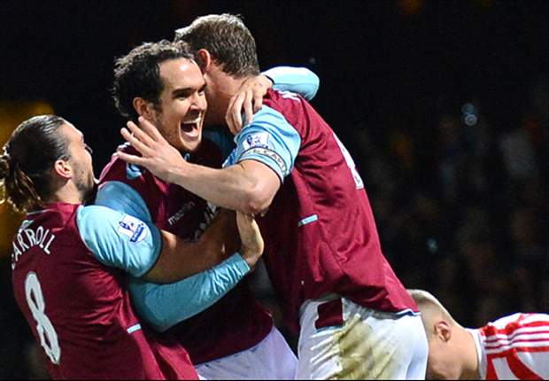 West Ham 1-1 Stoke City: O'Brien salvages point for Hammers