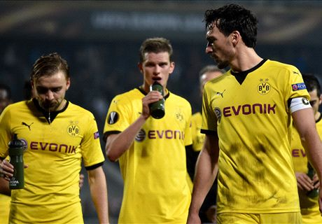 Dortmund drop points in Russia