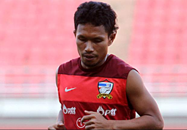 Pipob passes late fitness test to rejoin Thailand squad