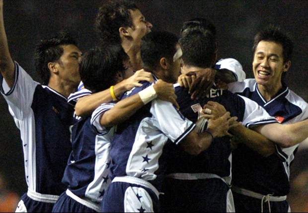 AFF Cup 2004: Singapore claim back the title