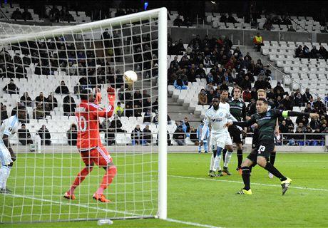 Marseille voorkomt stunt van Groningen