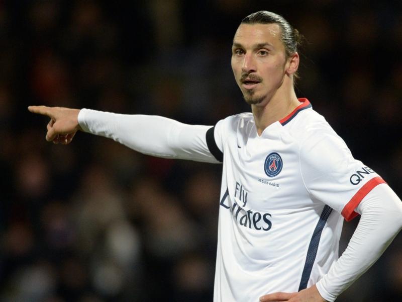 """PSG, Ibrahimovic veut """"gagner tous les matches"""""""