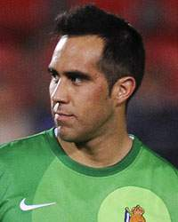 Claudio Bravo, Chile International