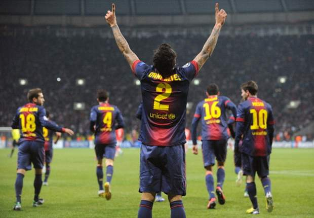 'We are here to help Vilanova' - Alves