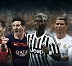 GOAL 50: Messi, Ronaldo and a list of the top players