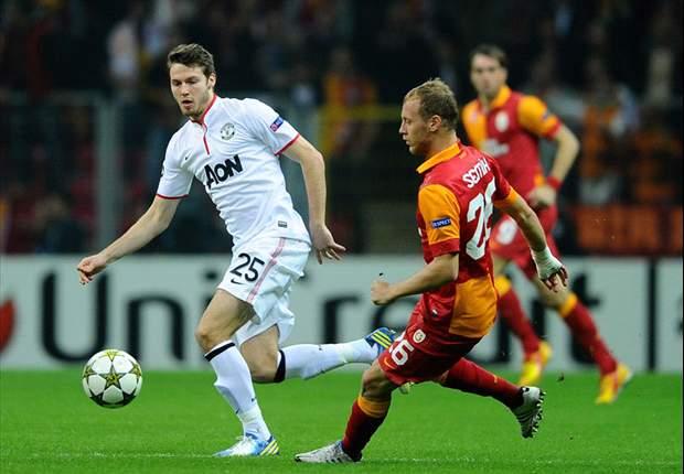 Galatasaray 1 x 0 Man. United: Turcos jogam bem e vencem os classificados ingleses