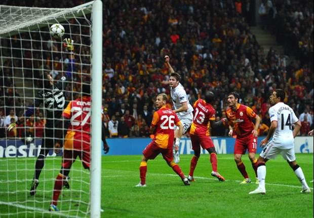 Zege Galatasaray op B-ploeg United