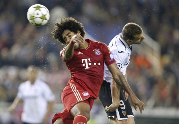 Bayern Munich's Dante desperate for 'special' Gladbach game