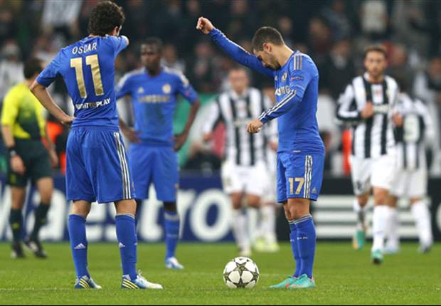 Juventus' expected mauling of Chelsea is the straw that finally broke the camel's back