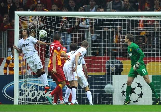 Laporan Pertandingan: Galatasaray 1-0 Manchester United