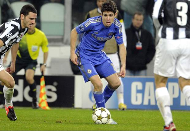 Chelsea starlet Oscar eyeing Club World Cup glory