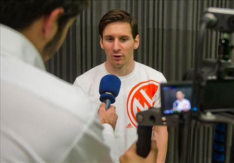 Messi a Goal: