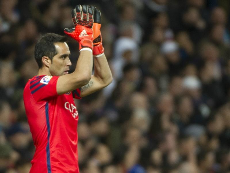 Bravo won't leave Barcelona - Braida